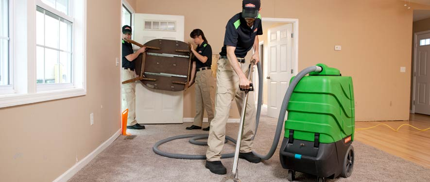 Lake Forest, IL residential restoration cleaning